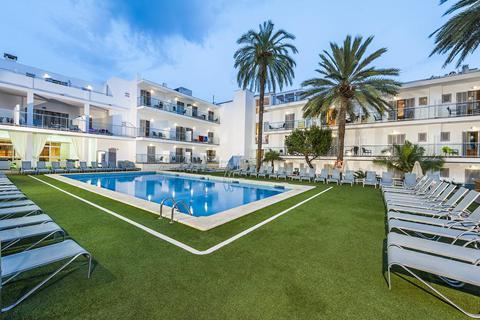 Goedkope zonvakantie Mallorca - Hotel Eix Alcudia