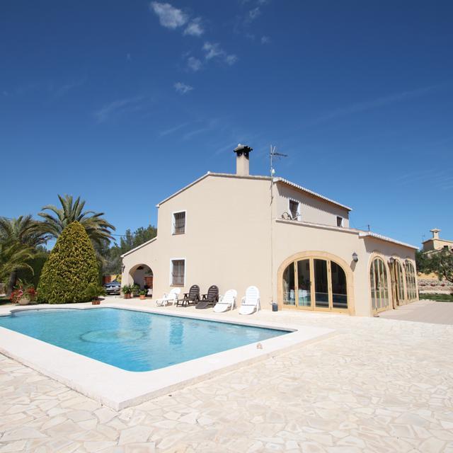 Online bestellen: Finca's Costa Blanca met privézwembad - inclusief huurauto
