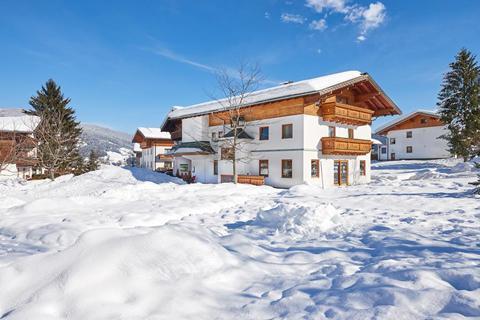 Goedkope wintersport Ski Amadé ⛷️Appartementen Sonnberg