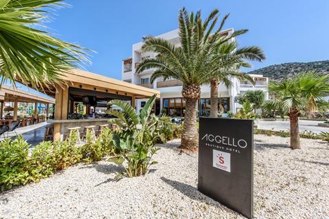 Goedkope zonvakantie Kreta - Hotel Aggello
