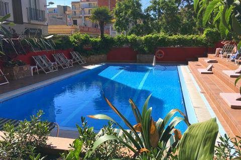 Korting zonvakantie Costa Brava 🏝️Aqua Hotel Bertran Park