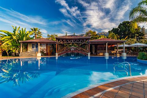Goedkope zomervakantie Madeira - Hotel Quinta Jardins do Lago