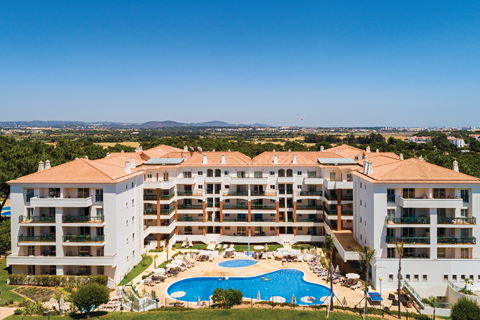 All inclusive herfstvakantie Algarve - Hotel AP Victoria Beach