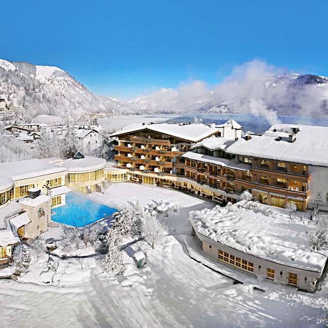 Hotel Salzburgerhof Salzburgerland