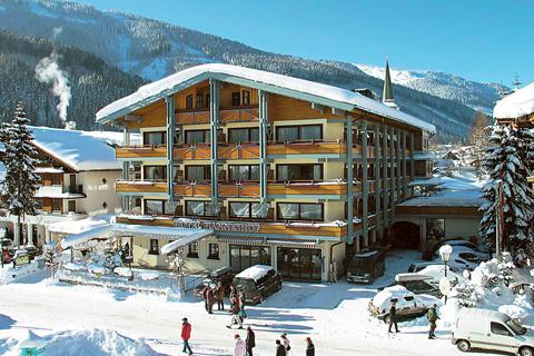 Goedkope skivakantie Ski Amadé ⛷️Hotel Hanneshof