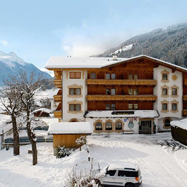 Hotel Alphof - halfpension