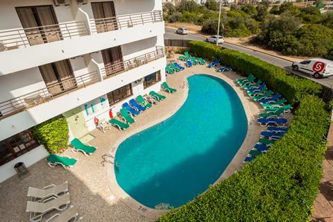 Goedkope zonvakantie Algarve - Appartementen Mirachoro II Rocha