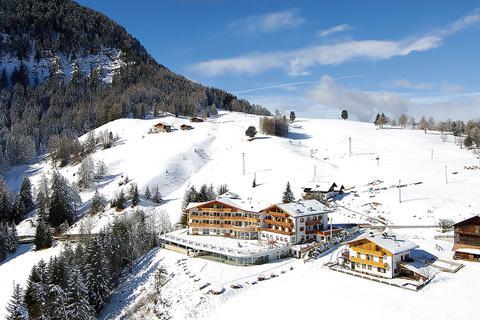 Heerlijke wintersport Dolomiti Superski ⛷️Hotel Scherlin