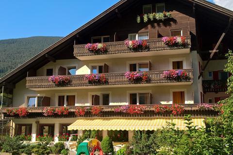 Goedkope skivakantie Dolomiti Superski ⛷️Hotel Rodes