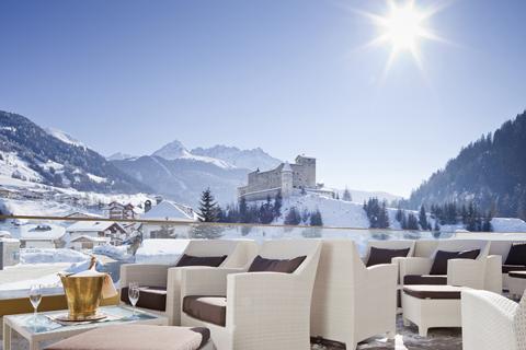 Top skivakantie Skiparadies Nauders & Skiarena Vinschgau ⛷️Hotel Mein Almhof