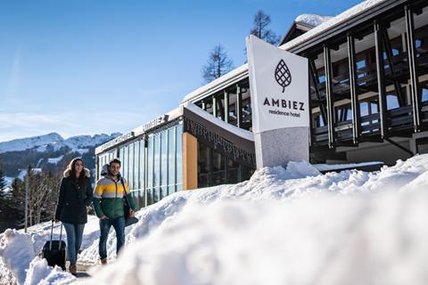 Heerlijke wintersport Val di Sole ⛷️Residence Ambiez