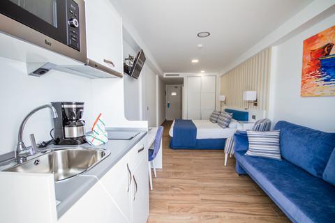 Goedkope zonvakantie Gran Canaria - Appartementen IG Nachosol Atlantic by Servatur
