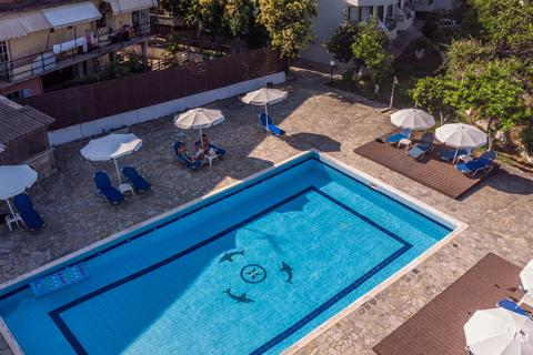 Top vakantie Corfu 🏝️Hotel Alkionis