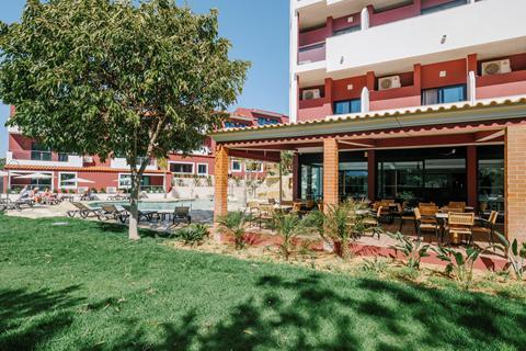 Goedkope zonvakantie Algarve - Aparthotel Topazio Mar Beach - Appartementen Logies