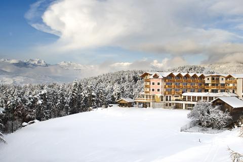 Geweldige wintersport Dolomiti Superski ⛷️Hotel Chalet Tianes