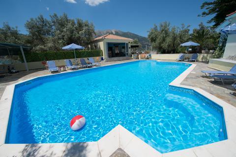 Goedkope vakantie Lefkas - Ilios Club Hotel & Villas