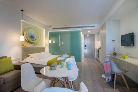 Goedkope vakantie Cyprus. 🏝️Anemi Hotel & Suites - zomer