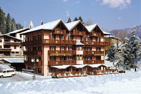 Fantastische skivakantie Val di Sole ⛷️Hotel Monte Giner