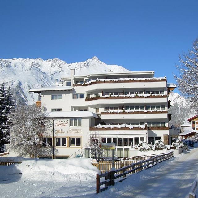 Meer info over Pension Ploner - Annex Hotel Central  bij Sunweb-wintersport