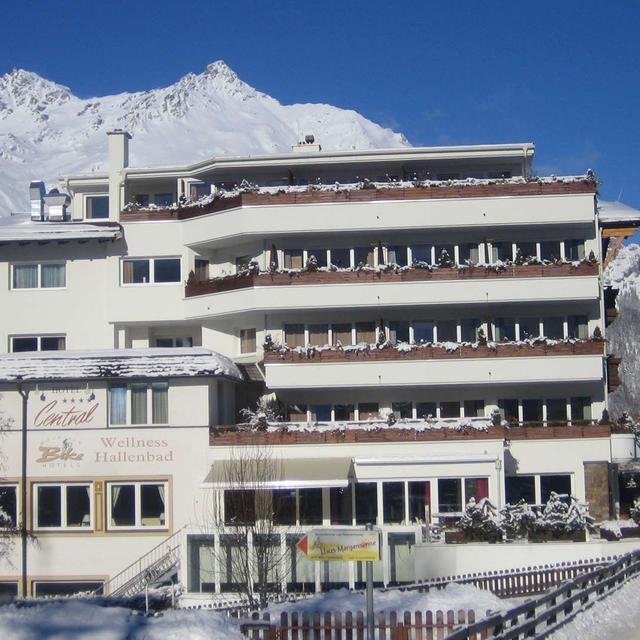 Meer info over Hotel Alpen Comfort Hotel Central  bij Sunweb-wintersport