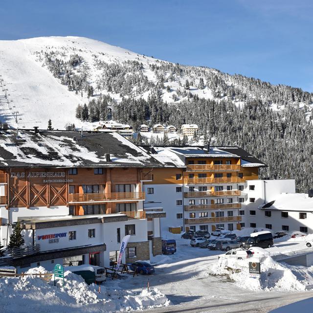 Aparthotel Das Alpenhaus
