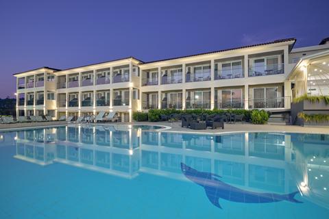 Goedkope zonvakantie Zakynthos - Park Hotel - adults Only - Zomer 2021