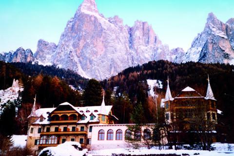 Top skivakantie Dolomiti Superski ⛷️Hotel Salegg