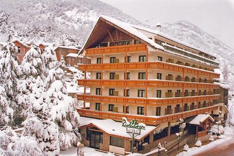 Fantastische skivakantie Vallnord ⛷️Hotel Rutllan