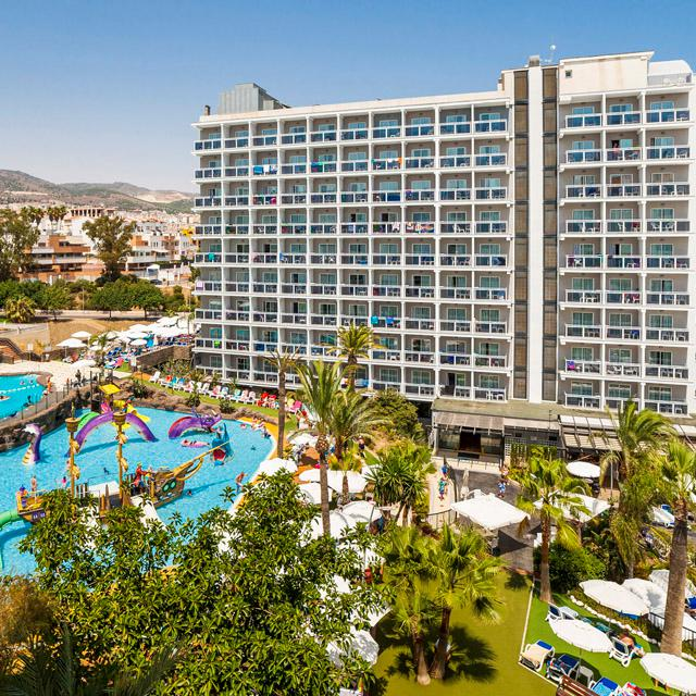 Meer info over Hotel Globales Los Patos Park  bij Sunweb zomer