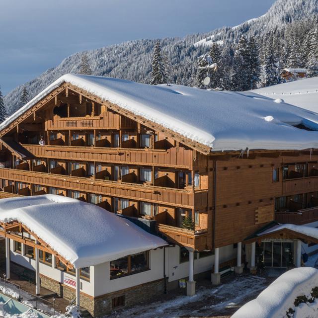 Meer info over Hotel Alphof - extra ingekocht  bij Sunweb-wintersport