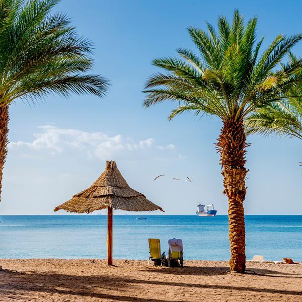 Rode Zee Eilat