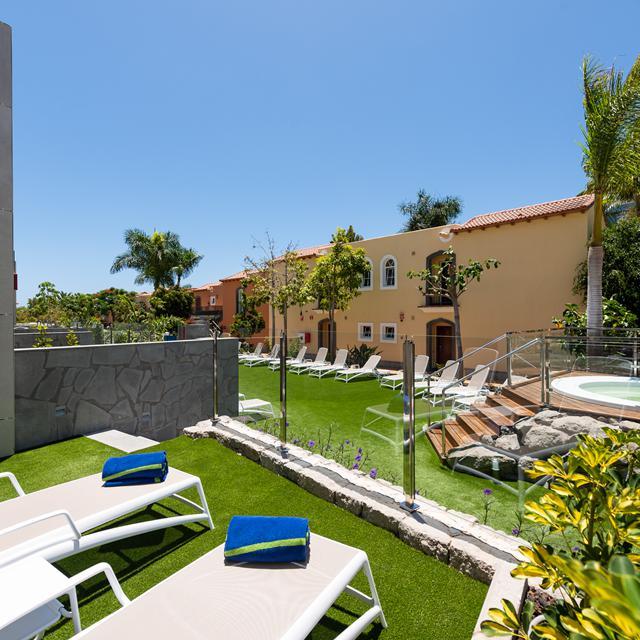 Villa's Cordial Mogan Solaz