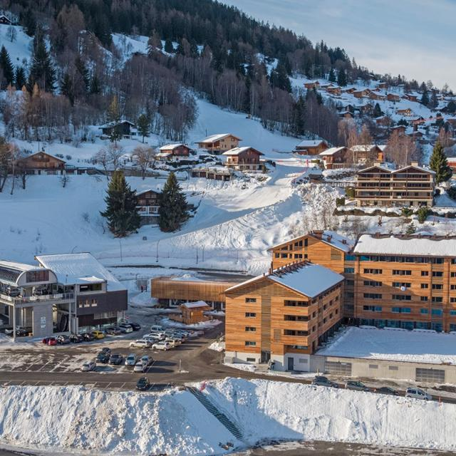 Résidence Swisspeak Resort