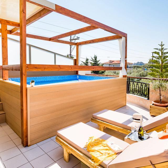 Zante Sky Suites