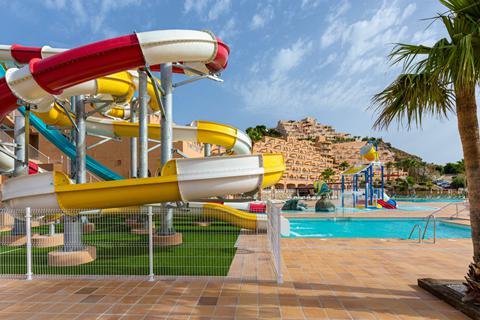 Goedkope zonvakantie Andalusië - Costa de Almería - Mojacar Playa Aquapark