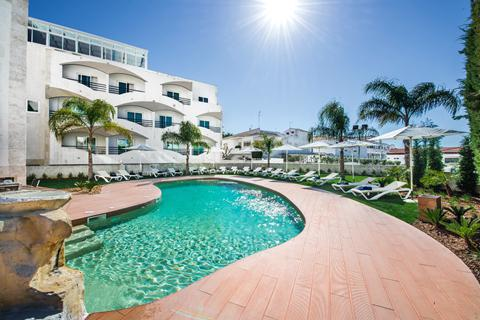 Top zonvakantie Algarve 🏝️Velamar Boutique Hotel