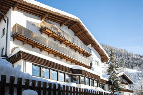 Goedkope skivakantie Skiparadies Nauders & Skiarena Vinschgau ⛷️Hotel Astoria