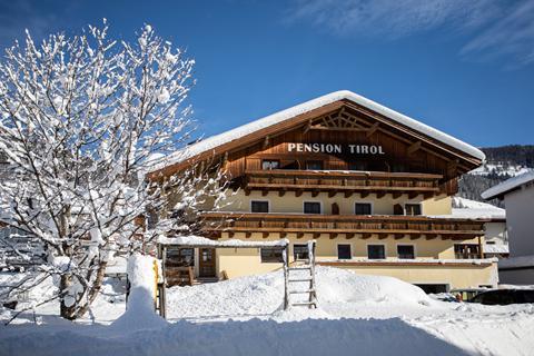 Fantastische skivakantie Skiparadies Nauders & Skiarena Vinschgau ⛷️Pension Tirol - Annex Hotel Astoria