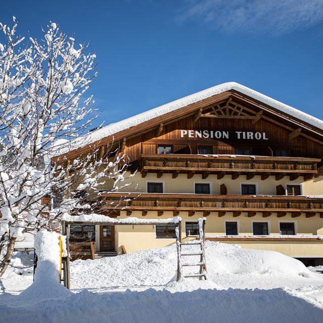 Pension Tirol Annex Hotel Astoria Tirol