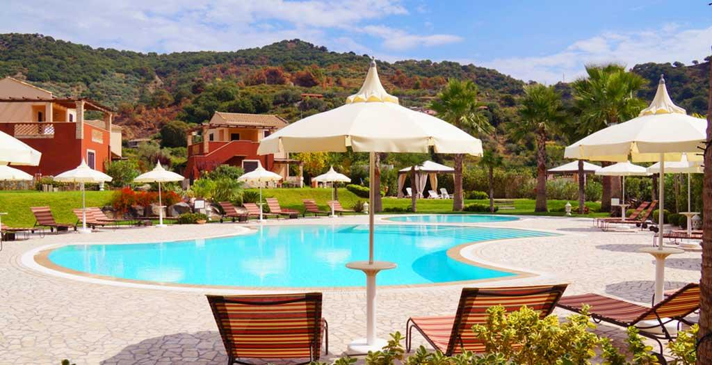 Bijzondere accommodaties Alcantara Resort in Gaggi (Sicilië, Italië)