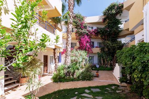 Goedkope zonvakantie Kreta - Faedra Beach Resort