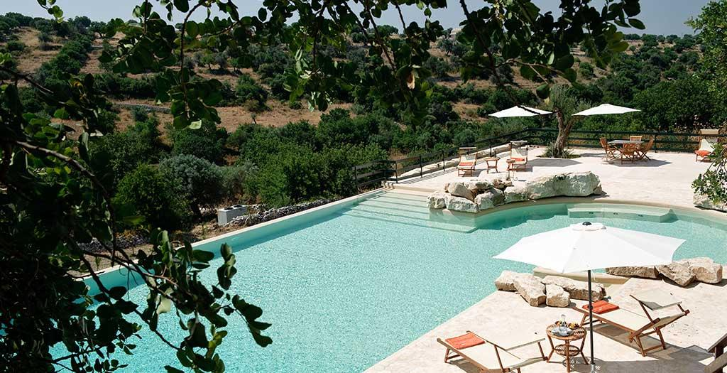 Bijzondere accommodaties Relais Parco Cavalonga Appartement in Ragusa (Sicilië, Italië)