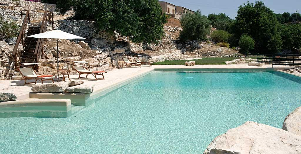 Bijzondere accommodaties Relais Parco Cavalonga Hotel in Ragusa (Sicilië, Italië)