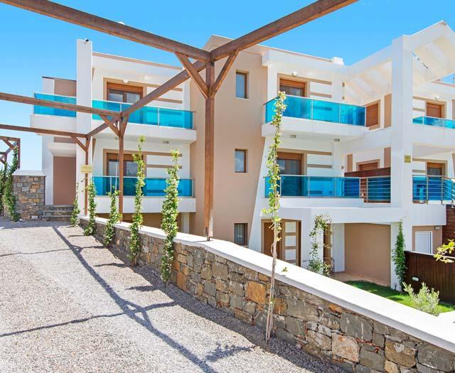 Horizon Line Villa's