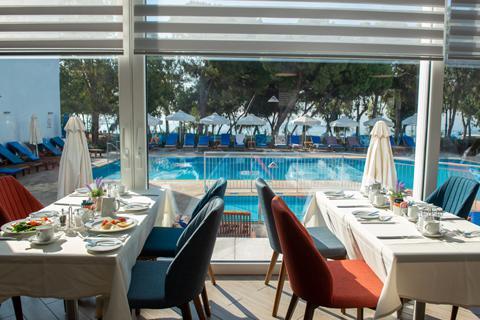 Goedkope zonvakantie Cyprus. - Hotel Park Beach