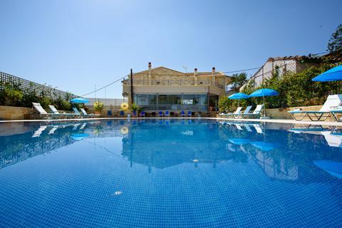 TIP vakantie Corfu 🏝️Appartementen Angelo Del'Arte