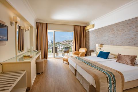 All inclusive zonvakantie Noord-Egeïsche Kust - Hotel Palmin