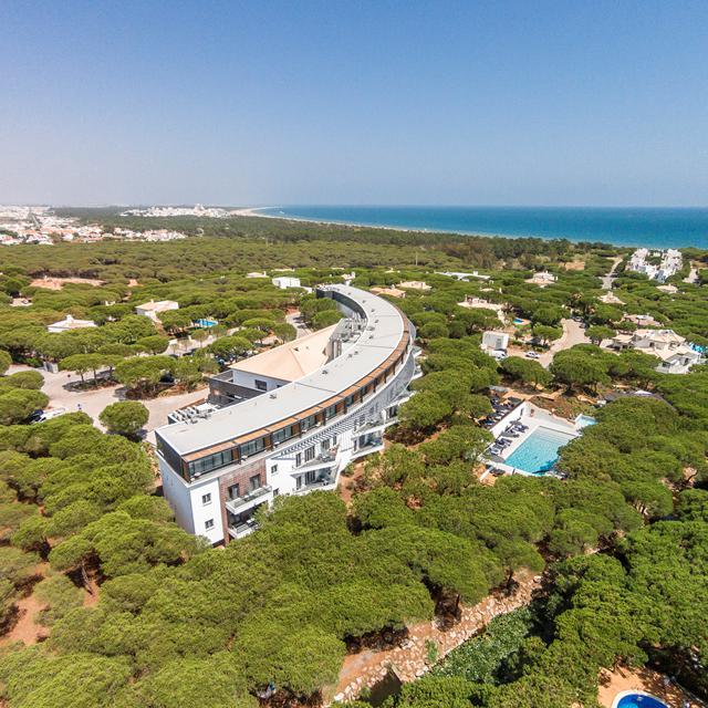 Praia Verde Boutique Hotel - inclusief huurauto