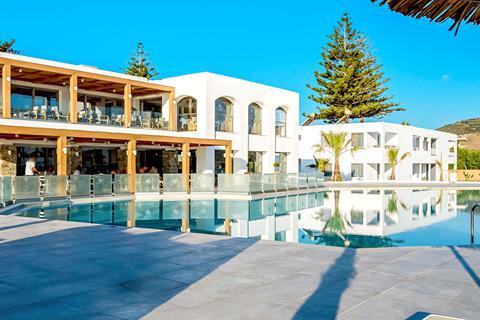 All inclusive zonvakantie Kreta - Hotel Solimar White Pearl