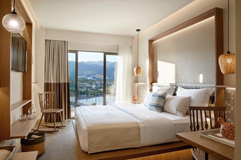 Goedkope zonvakantie Kreta - Hotel Wyndham Grand Crete Mirabello Bay